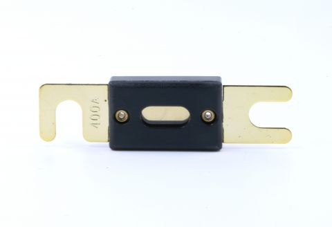 Premium Gold Plated ANL Fuse 400A 400 amp 32V DC