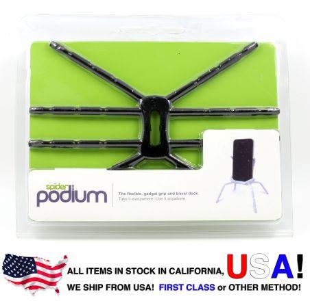 Universal Spider Podium Grip Car Desk Retail Package