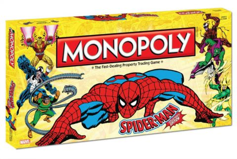 Monopoly Spider-Man