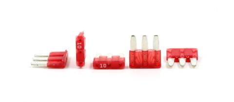 Automotive ATL (Micro3) - 10A Fuses - Pack of 5