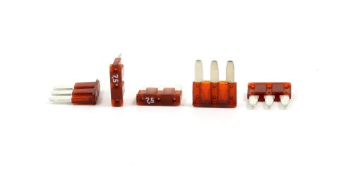 Automotive ATL (Micro3) - 7.5A Fuses - Pack of 5