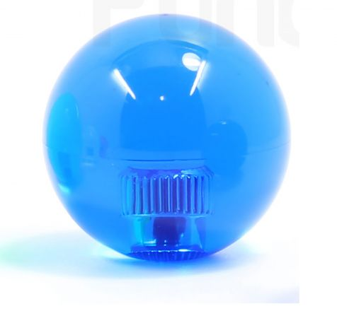 Sanwa LB-35 Joystic Knob Ball - Clear / Crystal BLUE