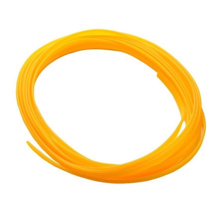 Lumision 16.4 FT (5 Meters) YELLOW Flexible 3D DIY Automobile Car motor Interior Exterior Decoration Moulding Trim Strip Line (Yellow)